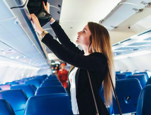 Aerei, nuove norme, si può riportare il bagaglio a mano in cabina