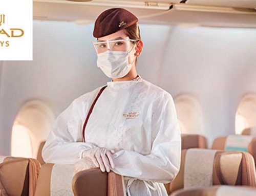 Test PCR COVID-19 obbligatorio per tutti i voli Etihad Airways